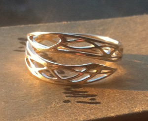 Embrace of Love Ring