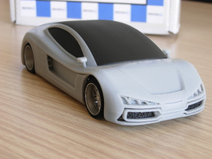 Toosa SC - Slot Car